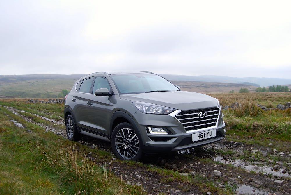 2019 Hyundai Tucson 48V Mild Hybrid Review - Practical