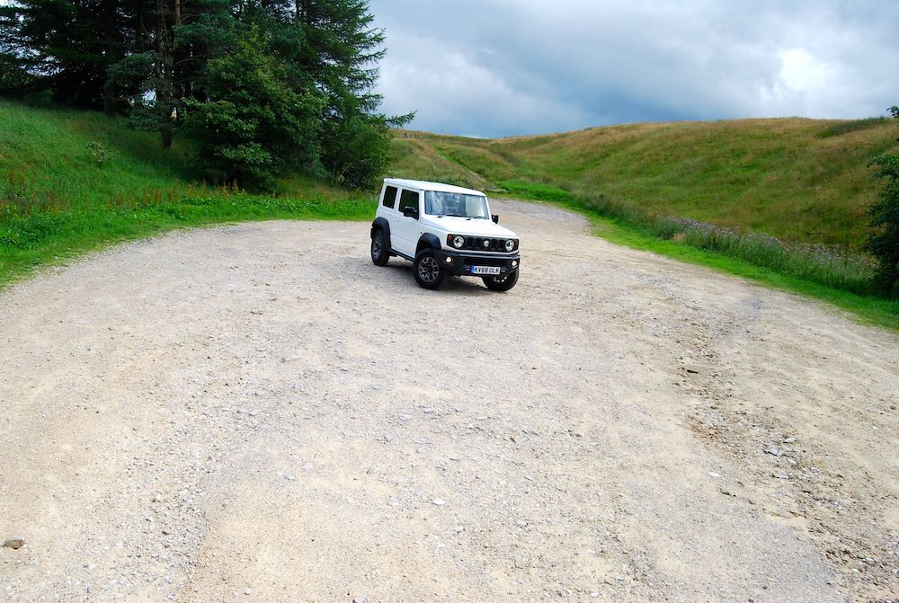 2019 suzuki jimny white review roadtest far
