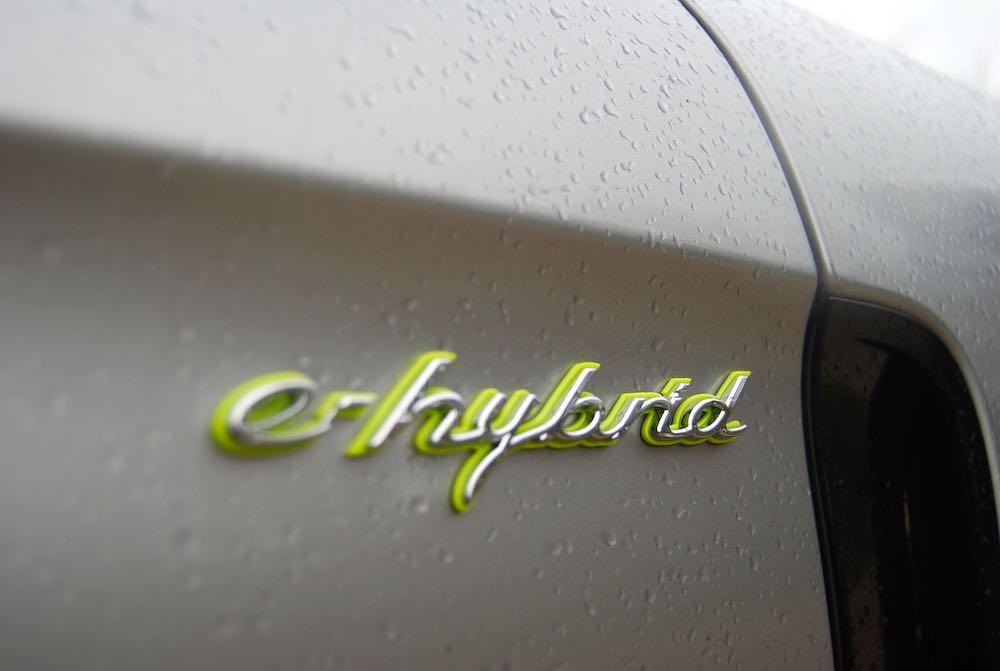 porsche panamera turbo s e-hybrid sport turismo badge review