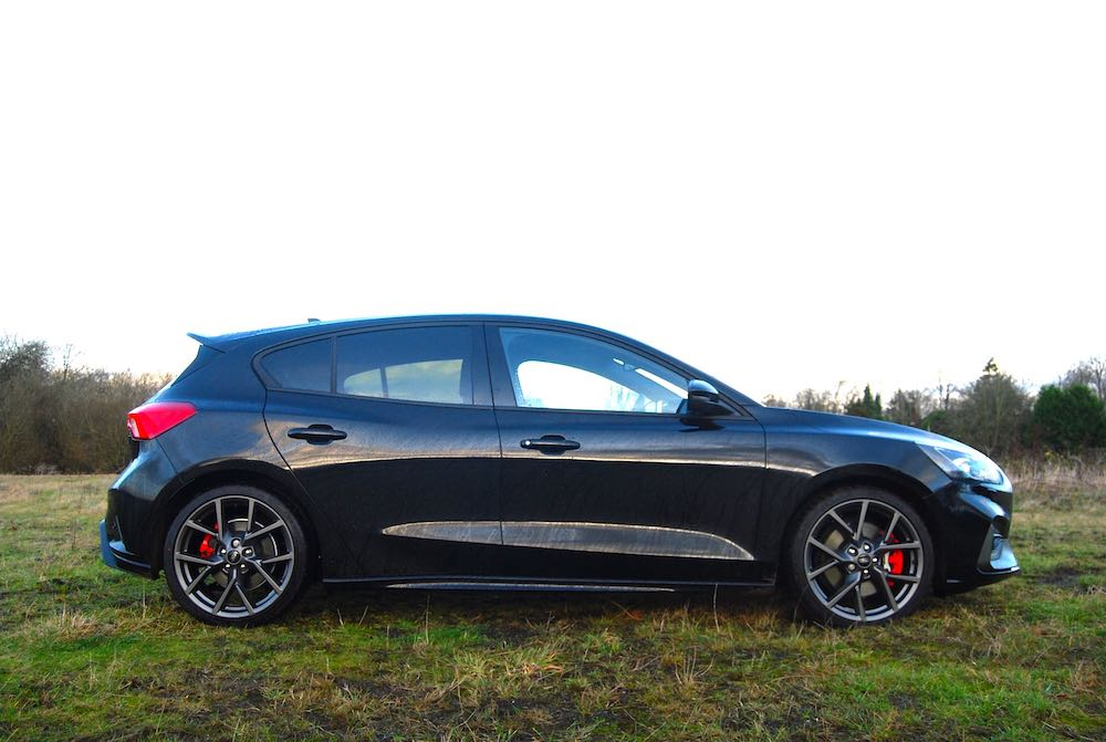 2020 ford focus st black side review roadtest