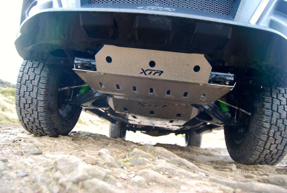 2020 isuzu dmax xtr front bash plate review roadtest
