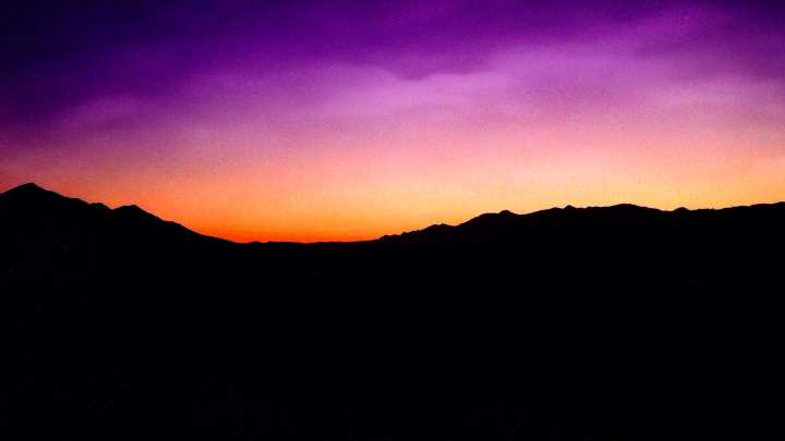 Tecopa Hot Springs Campground, California