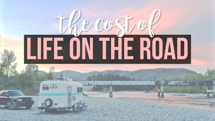 The Cost of Life on the Road – August 2016 Expense Report
