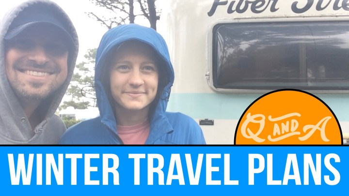 Q&A – Winter Travel Plans