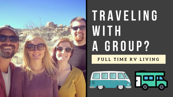 Traveling with a Group – RV Caravanning