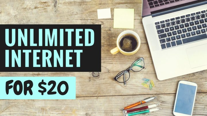 Unlimited Cell Data for $20 – The Mobley by AT&T