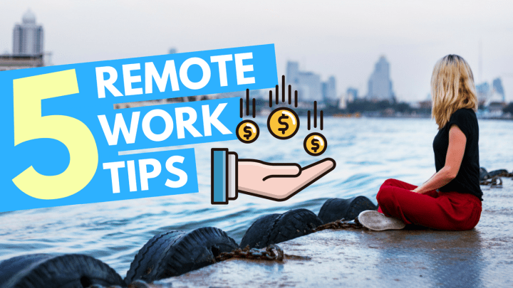 5 Tips for Finding Remote Work