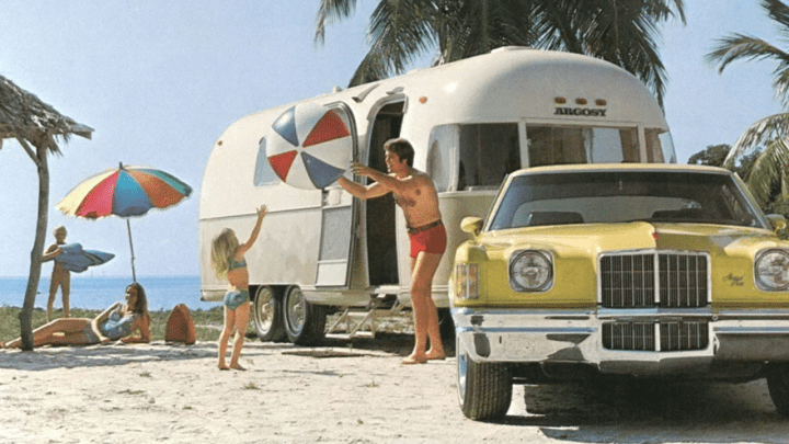 History of the Airstream Argosy