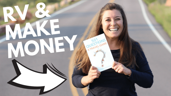 RV & Make Money: Author and CPA Earn Income While RV Living