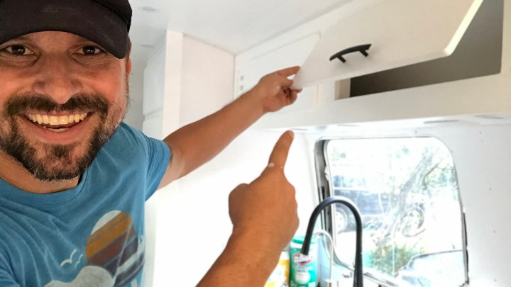 Renovate RV Cabinets – 5 Tips for Easy Upgrades