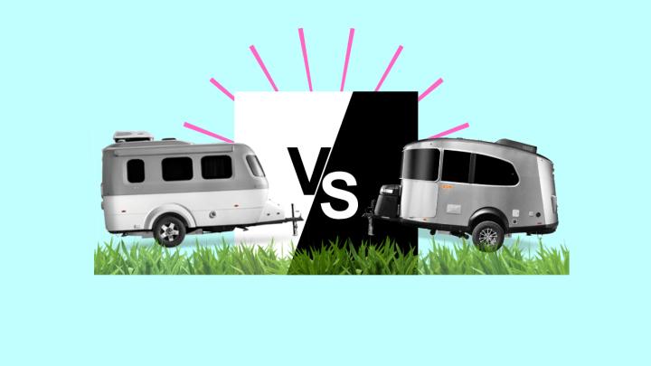 Airstream Nest vs Airstream Basecamp X