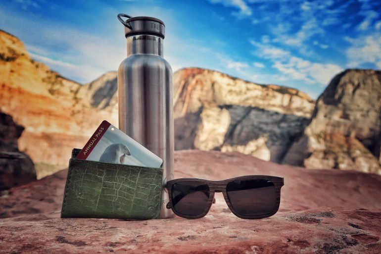 Angels Landing Hiking Supplies