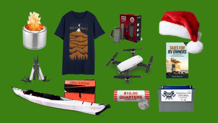 101 RV Camping Gift Ideas