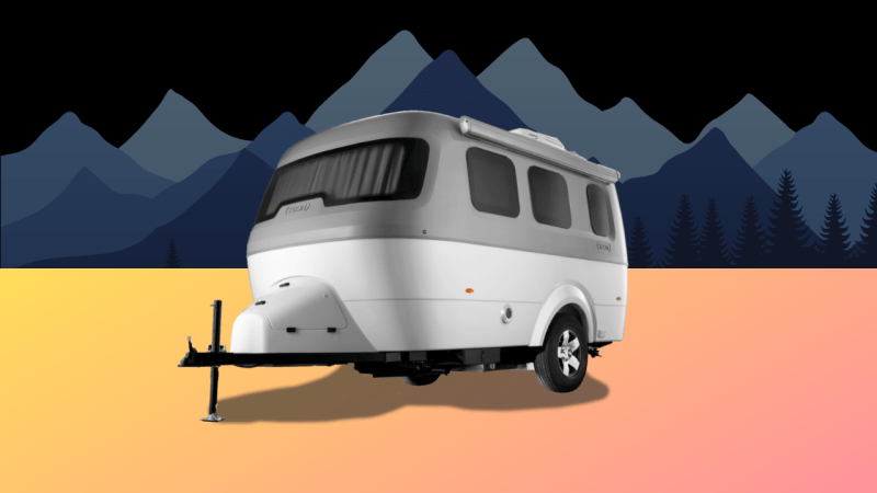 Fiberglass Camper Trailers