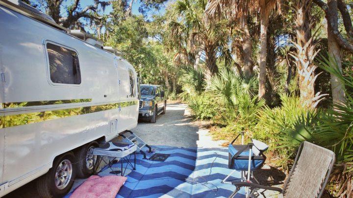 HIDDEN GEM: Campground at Tomoka State Park near Daytona Beach
