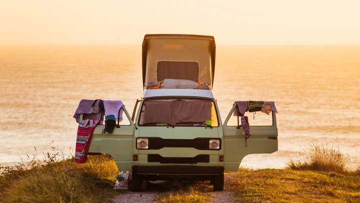 The Don'ts of Beach Camping