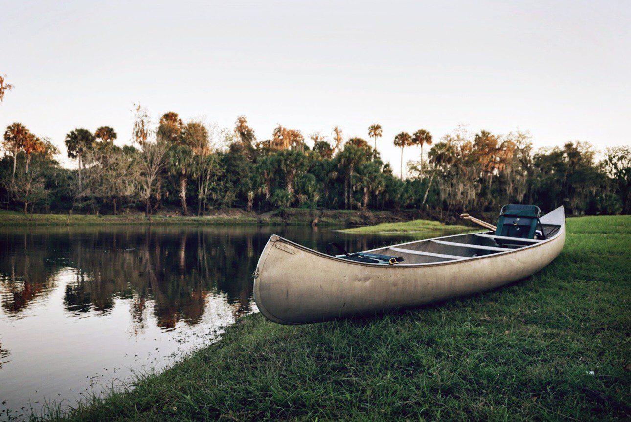 free camping florida