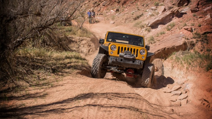Moab Jeep Rentals: Read This Before Booking