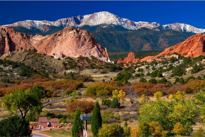 Colorado Springs - Best RV Parks in Colorado Springs