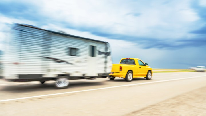 Are Pull Behind RV Campers Dangerous?