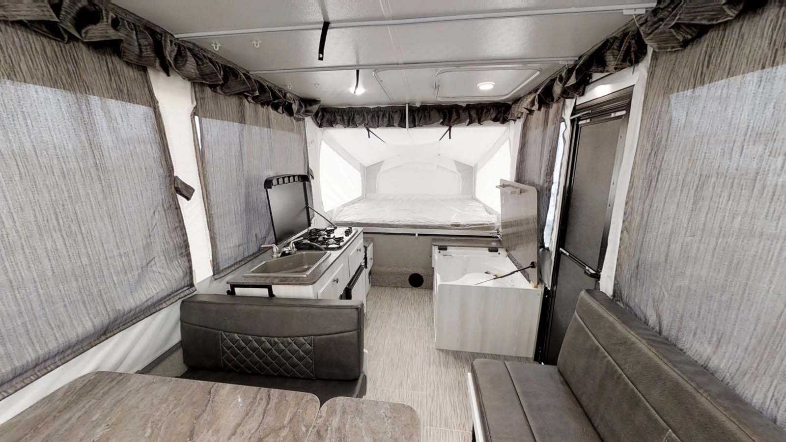 5 Best Pop Up Campers With Bathrooms In, Pop Up Tent Trailer With Bathroom