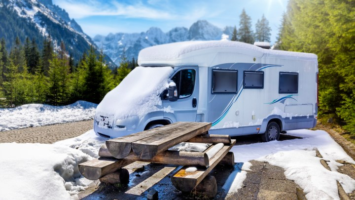 Do You Need an RV Camper Cover?