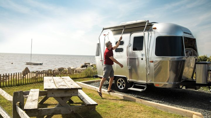 The 2021 Airstream Caravel Camper (with YouTube RV Tours of Every Model)