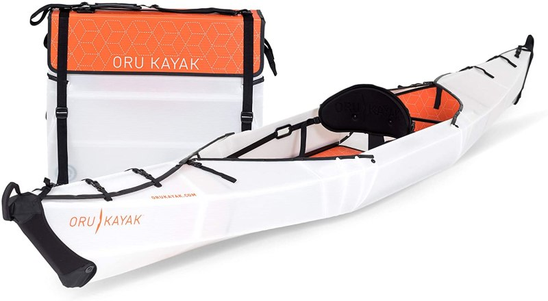 Perfect lightweight kayak for fishing, travel, and adventure.