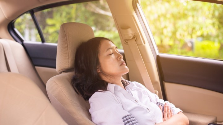 Is Sleeping in Your Car Legal?