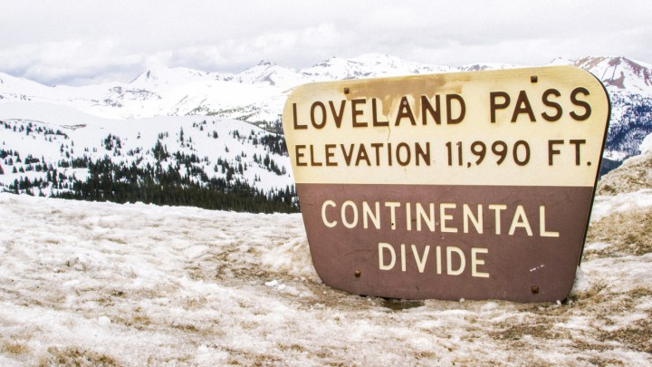 The Easiest (and Hardest) Places to Cross the Continental Divide