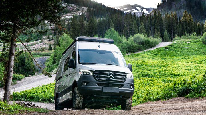 The 5 Best 4WD Camper Vans in 2021
