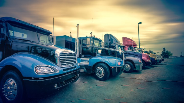 Can RVers Sleep at Truck Stops?