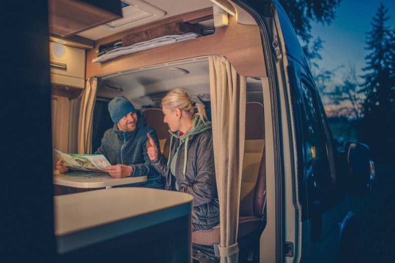 before buying your rv. planning