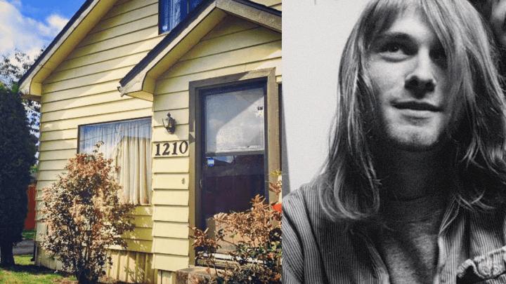 Can You Visit Kurt Cobain's House in Washington?