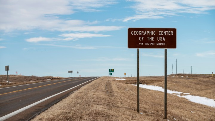 What Is the Exact Center of the USA?