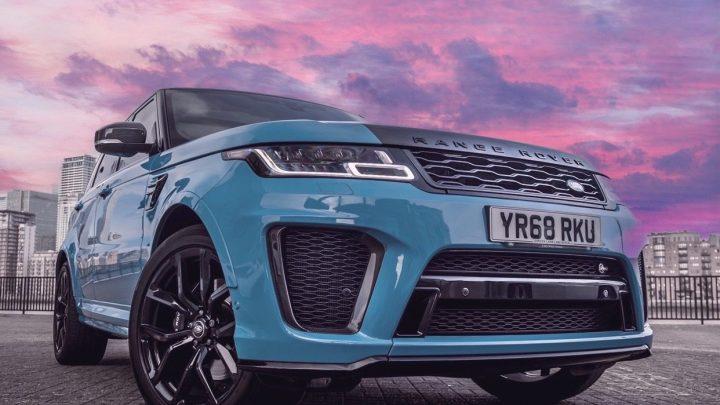 Can a Range Rover Tow an RV Camper?