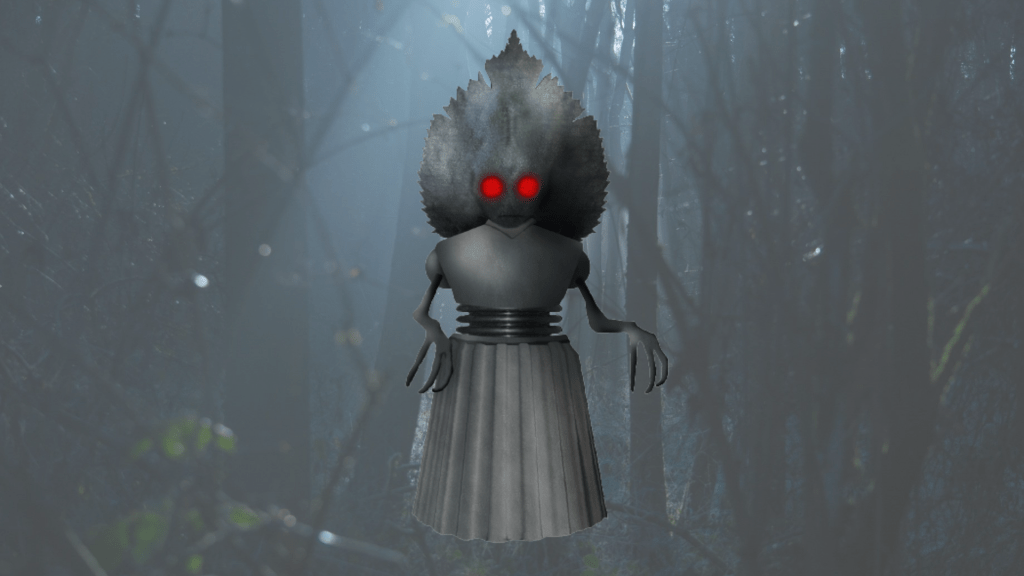 Image of the Flatwoods Monster.