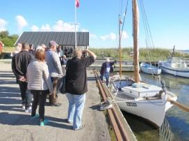 Bogø Havn, 27. september 2015