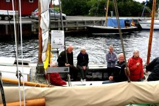 Karen i Dybvig Havn. Foto: Svend Aage Christensen