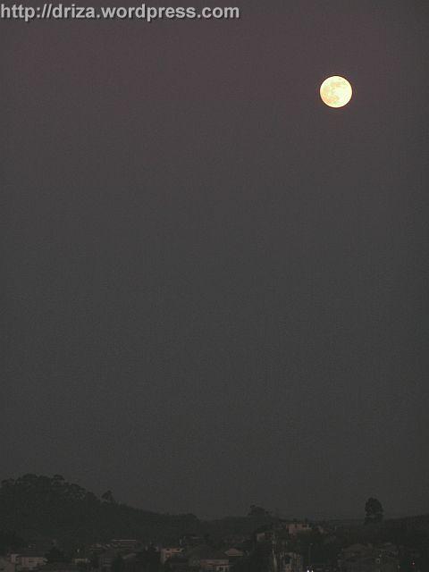 La Luna más grande, que bonita