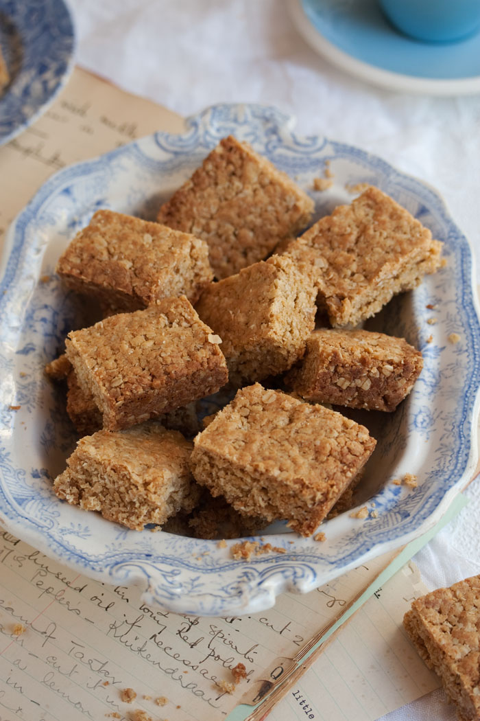 my grandmother betty's crunchie recipe: its a legend