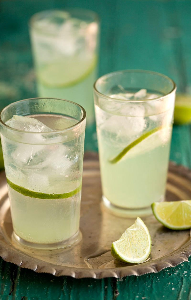 limeade with soda