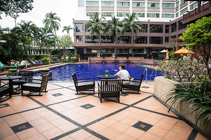 The Remada Plaza Menam Riverside Bangkok