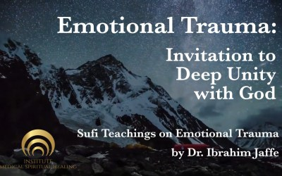 Emotional Trauma: Invitation to Deep Unity with God