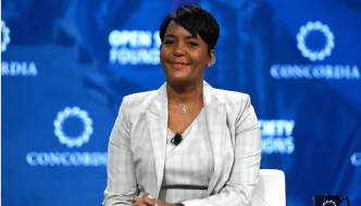 Atlanta Mayor Keisha Lance Bottoms on Super Bowl Preparedness, Kamala Harris and Her Non-Misdemeanor Mac and Cheese