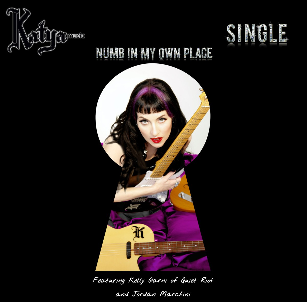 DJMM KATYA 9-22-2016 Numb in my Own Place Release