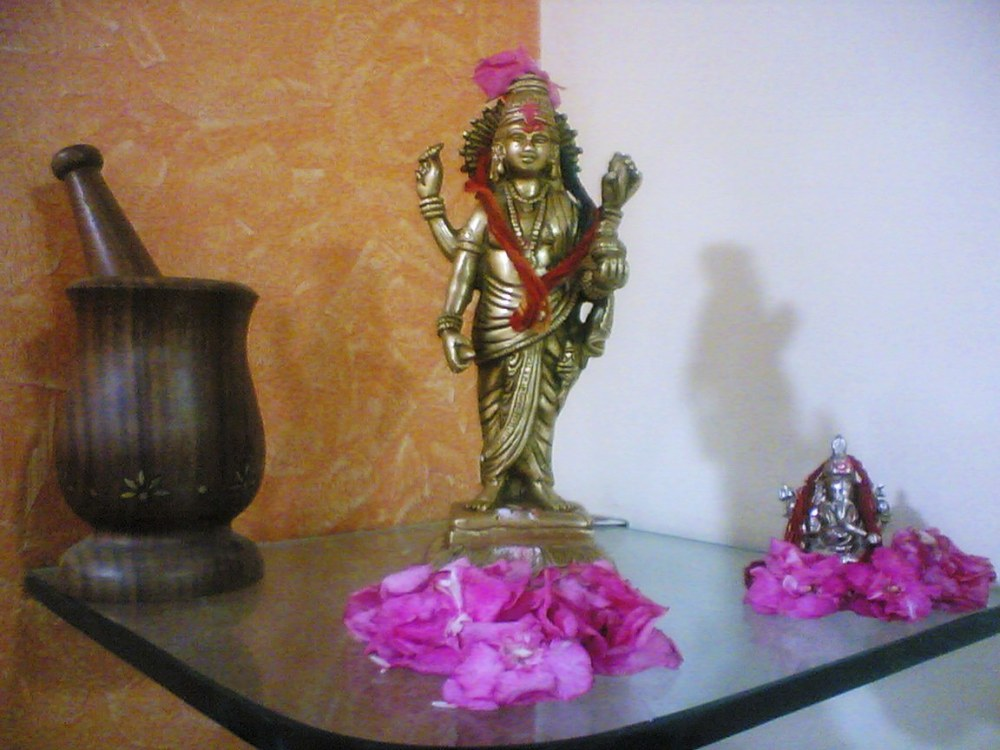Lord Dhanvantari - God Of Ayurveda (1/2)