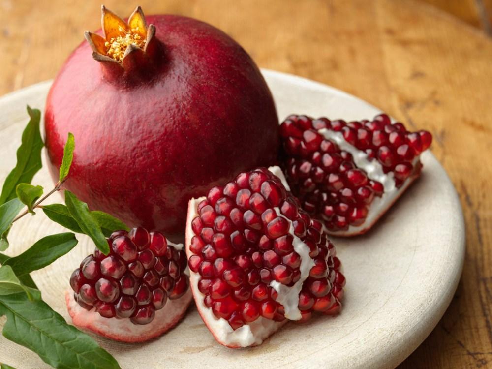 Pomegranate Fruit : Health Tips