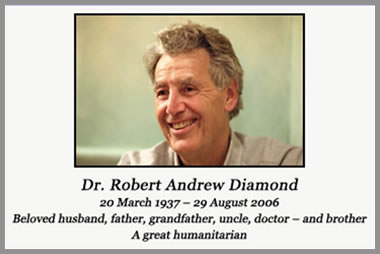 Dr. Robert Andrew Diamond