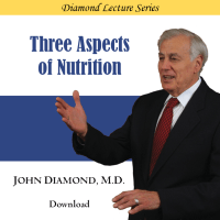 Three Aspects of Nutrition cover